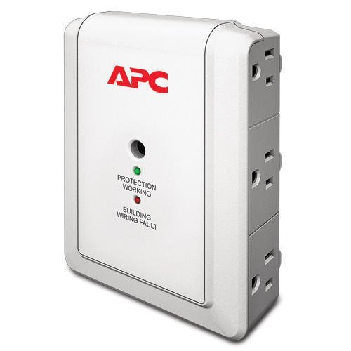 APC 6-Outlet Wall Surge Protector 1080 Joules.jpg