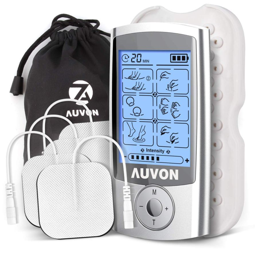 AUVON Rechargeable TENS Unit Muscle Stimulator.jpg