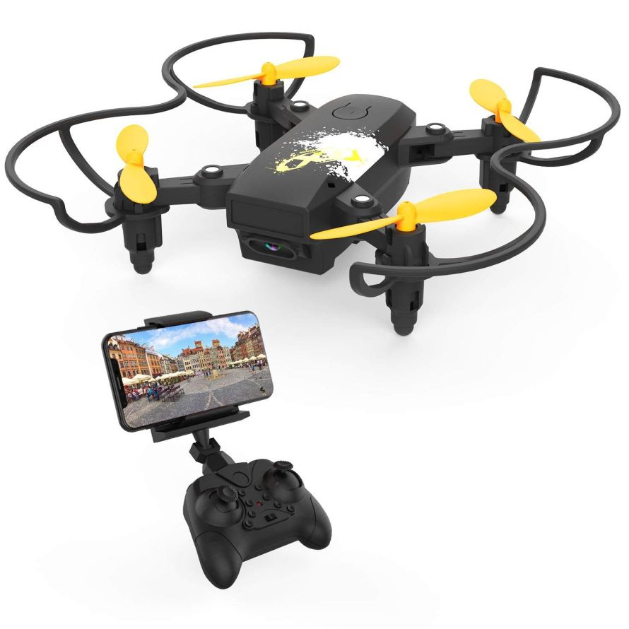 Becrot Foldable Drone with Camera for Kids Beginners.jpg