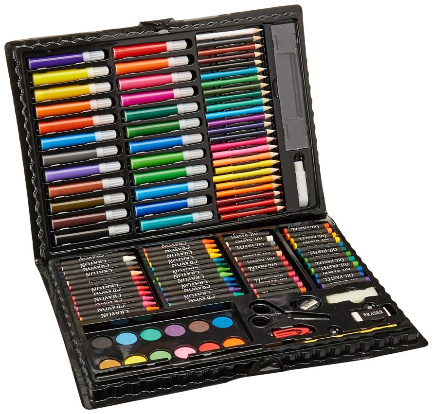 Darice 120-Piece Deluxe Art Set – Art Supplies for Drawing.jpg