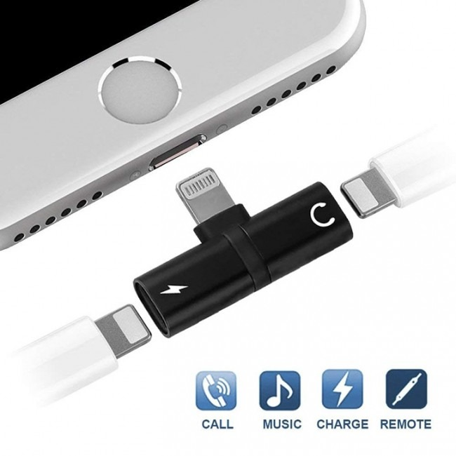 Dual Lightning Headphone Adapter Audio & Charge for iPhone.jpg