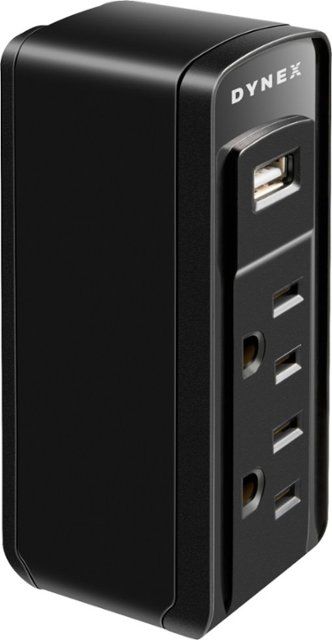 Dynex 2-Outlet 1-USB Surge Protector.jpg