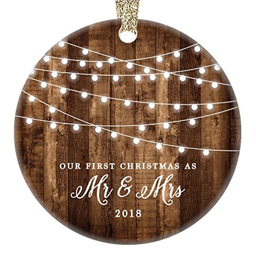 First Christmas as Mr & Mrs Ornament 2018.jpg