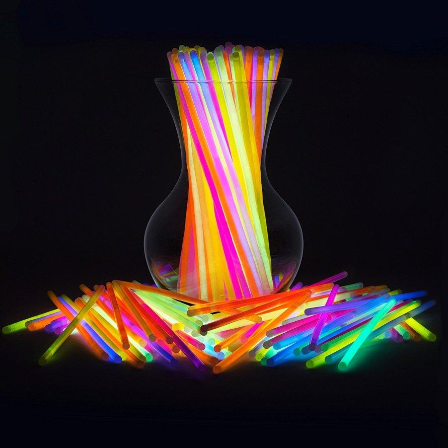 Glow Sticks Bulk Party Favors 300pk.jpg