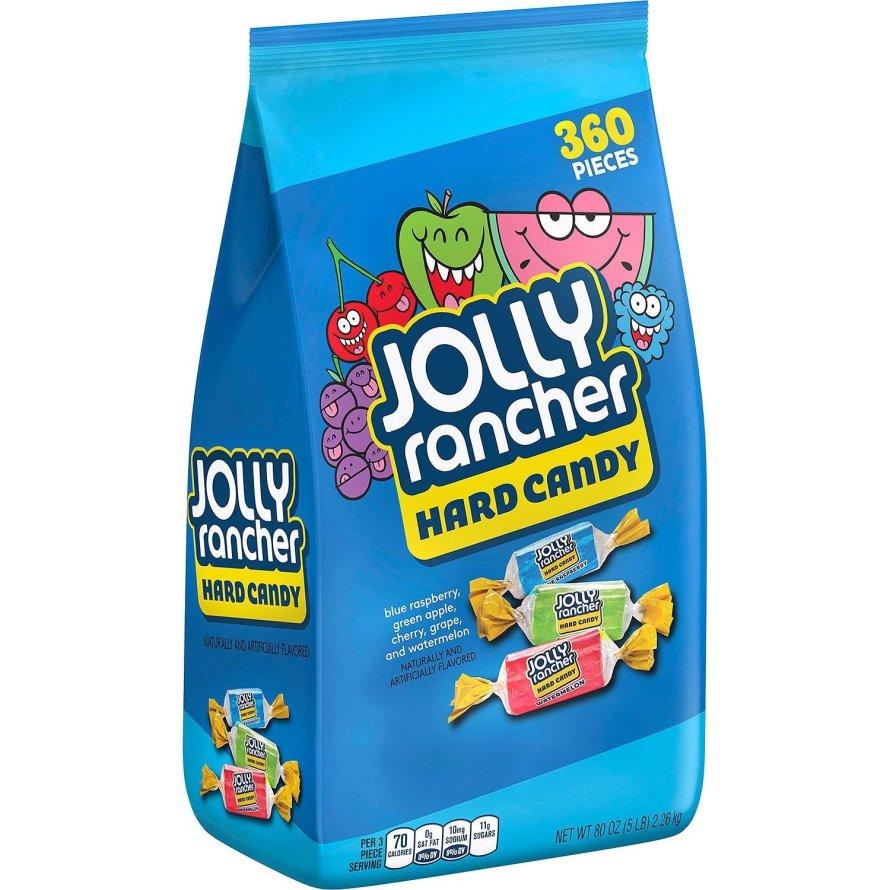 JOLLY RANCHER Hard Candy, Bulk Halloween Candy, 5 Pounds.jpg