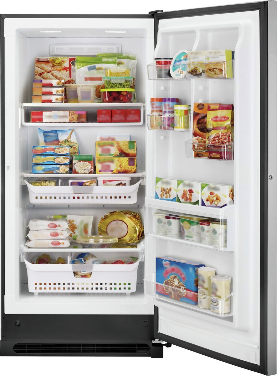 Kenmore Elite 27003 20.5 cu. ft. Upright Freezer in Stainless Steel.jpg