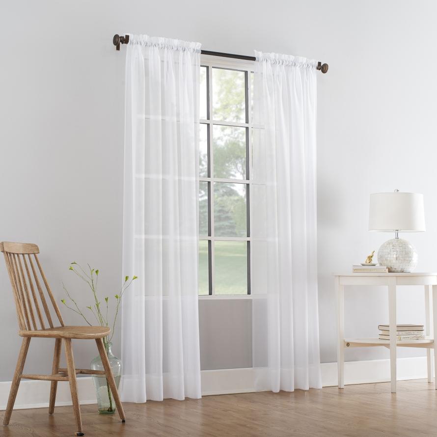 Mainstays Marjorie Sheer Voile Curtain Panel.jpeg