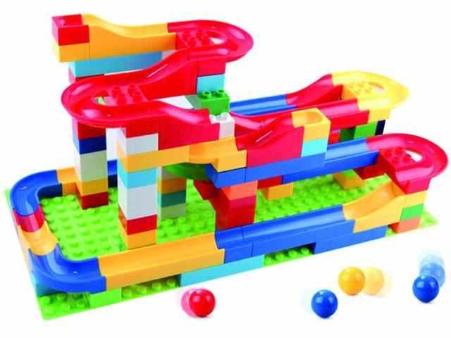 Marble Run Building Construction Blocks Toy Set.jpg