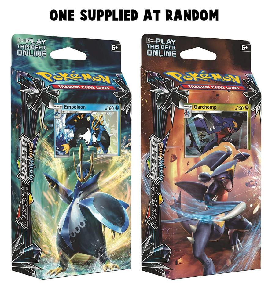 Pokémon Sun & Moon Ultra Prism Theme Deck Trading Cards.jpg