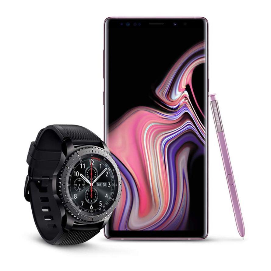 Samsung Galaxy Note9 Unlocked Phone, 512GB (U.S. Warranty) with a FREE Samsung S3 Frontier Smartwatch.jpg