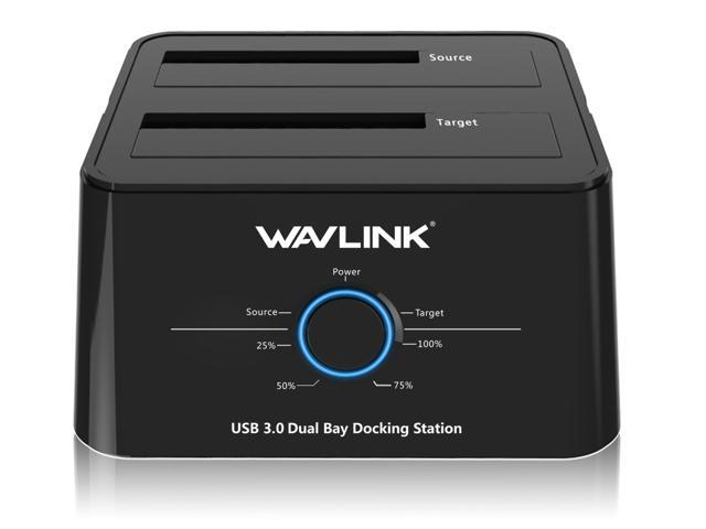 Wavlink USB 3.0 to SATA Dual Bay Hard drive Docking Station.jpg