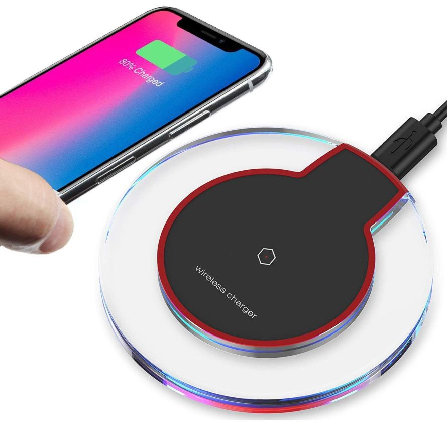2019 Updated Wireless Charger Qi Wireless Charger Pad.jpg