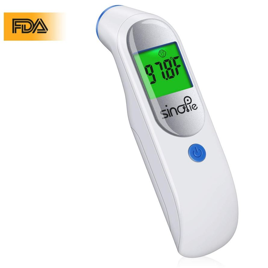 Baby Forehead Thermometer, Digital Infrared Medical Thermometer.jpg