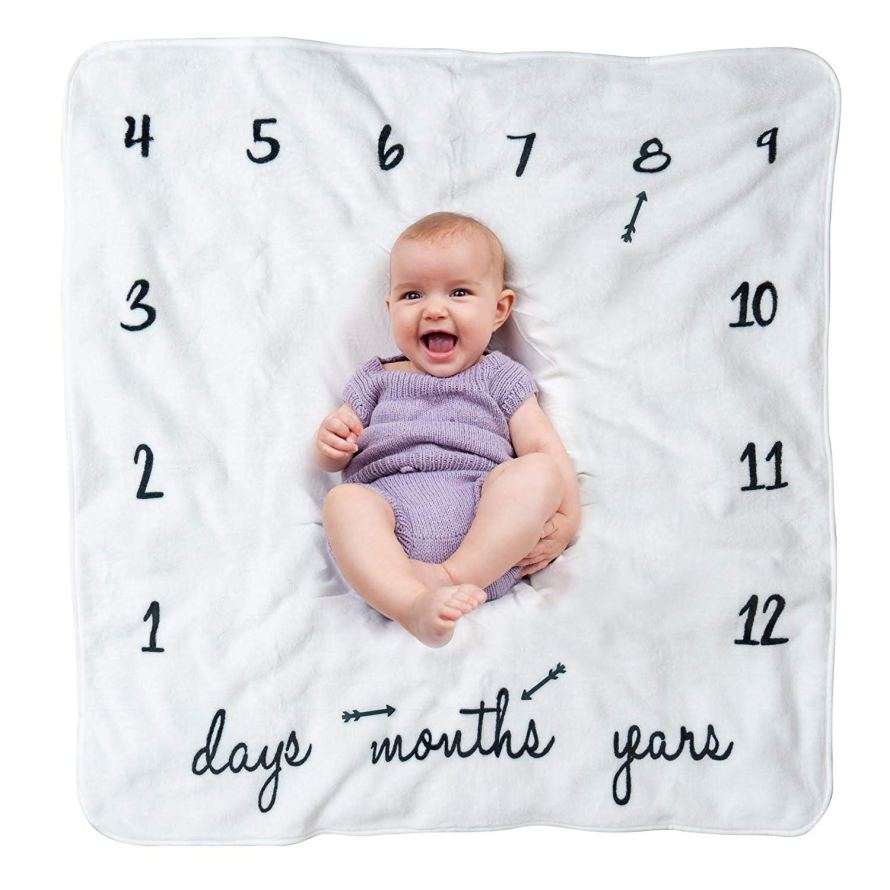 Extra Plush Monthly Milestone Blanket for Baby.jpg