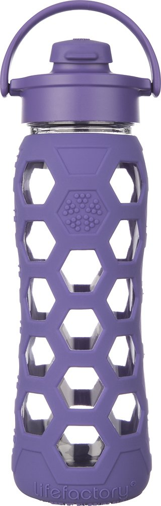 Lifefactory 22-Oz. Water Bottle Royal Purple.jpg