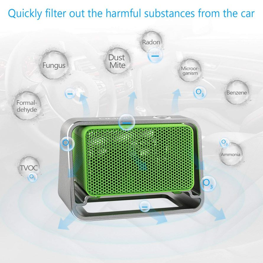 Limink Car Ozone Generator Air Purifier
