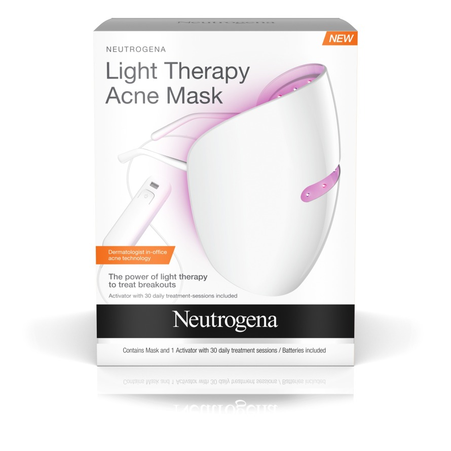 Neutrogena Light Therapy Acne Treatment Face Mask.jpeg