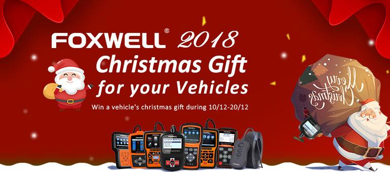 FOXWELL Christmas Gift Guide