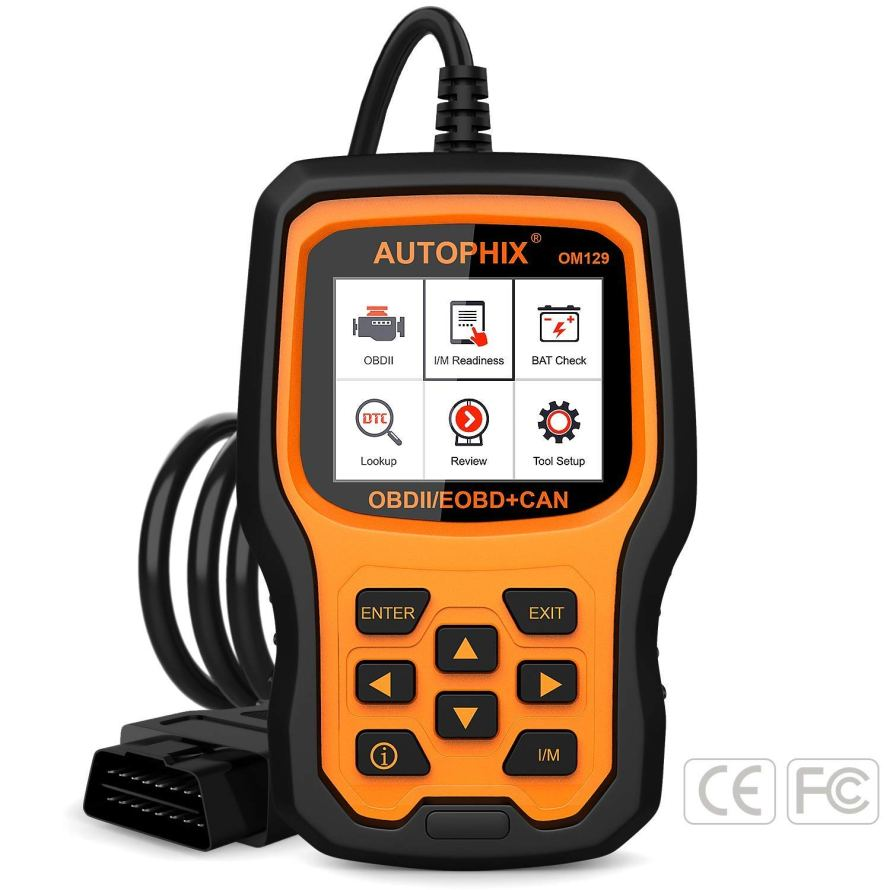 Vehicle Code Reader >> Autophix Om129 Auto Vehicle Code Reader 43 With F Sh Amazon