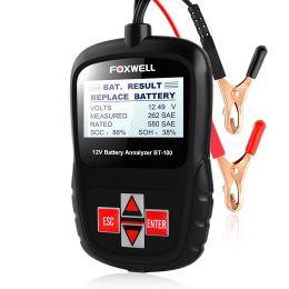 FOXWELL BT100 Pro Battery Tester